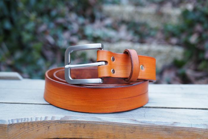 Kožený pásek linka