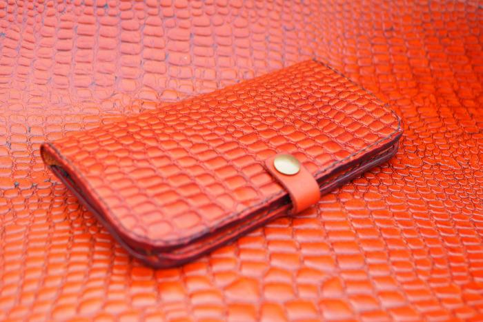 Dámská peněženka krokodýl